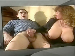 Homemade threesome porn