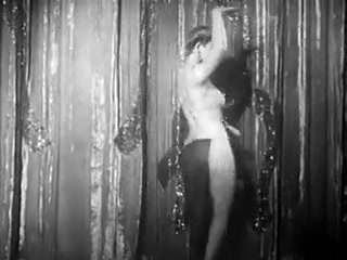 Roxie burlesque stripper pre - 40's