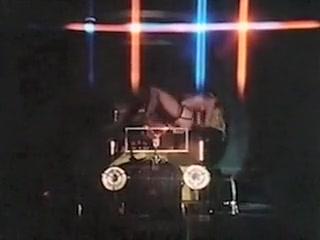 LOVE IS THE DR UG - vintage blonde striptease stockings 70s