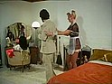 Horny lesbian classic scene with Heinz Russo and Nancy Hoffman