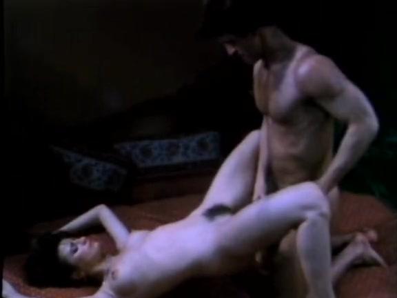 Fabulous latin vintage scene with Nina Hartley and Amber Lynn