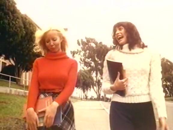 Incredible masturbation vintage video with Sheba Silas and Amanda Blake