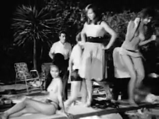 Hollywood (maybe) party  (1963 vintage, softcore, UPDATE, See description.)