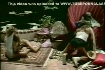 Vintage '80s Brunette girl Compilation Part 2
