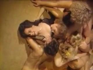 Five Girls Orgy