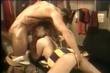 Vintage '80s Brunette girl Compilation Part 1